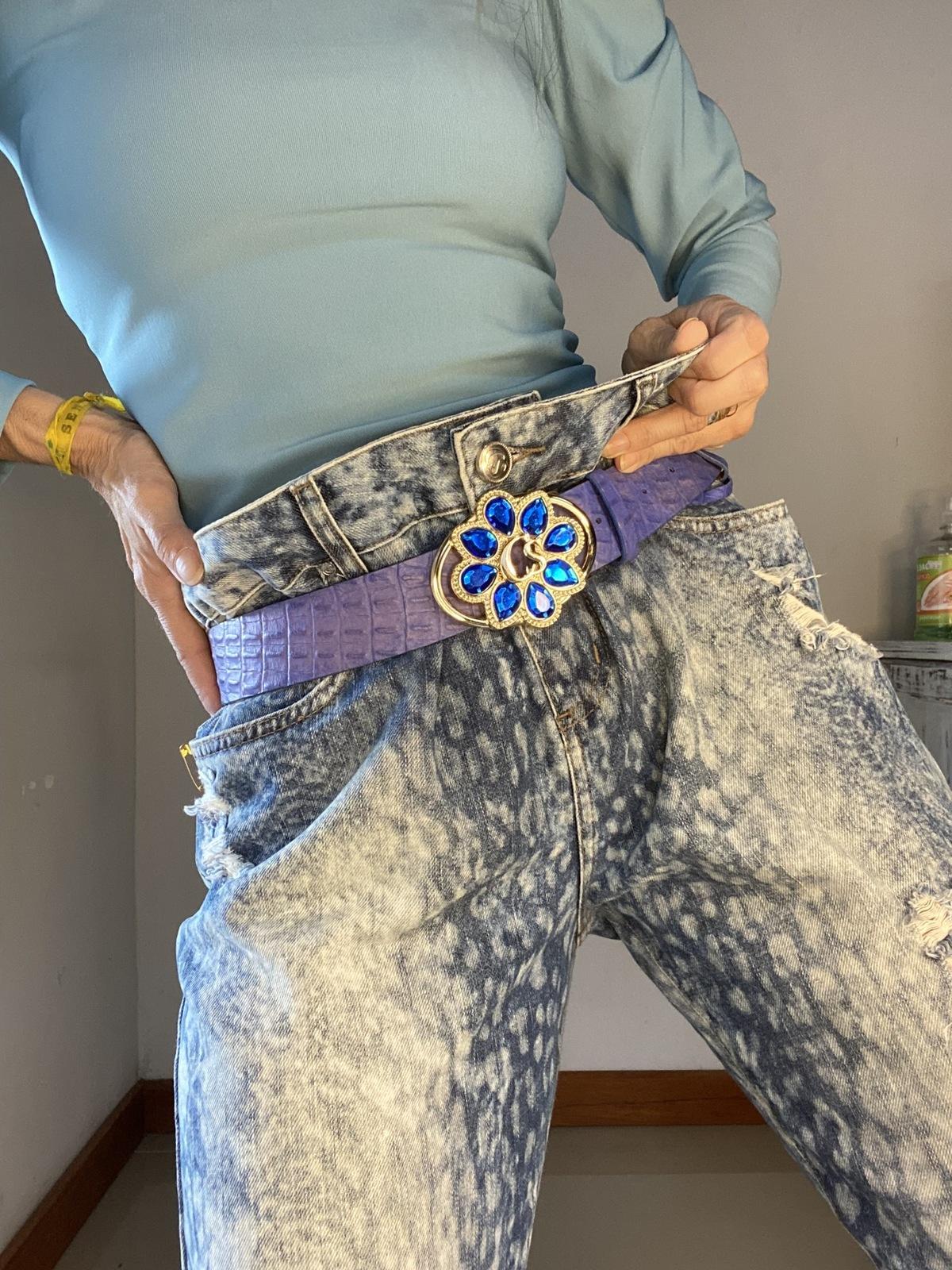 Imagem capa - Looks com calça jeans por katia  Garrido