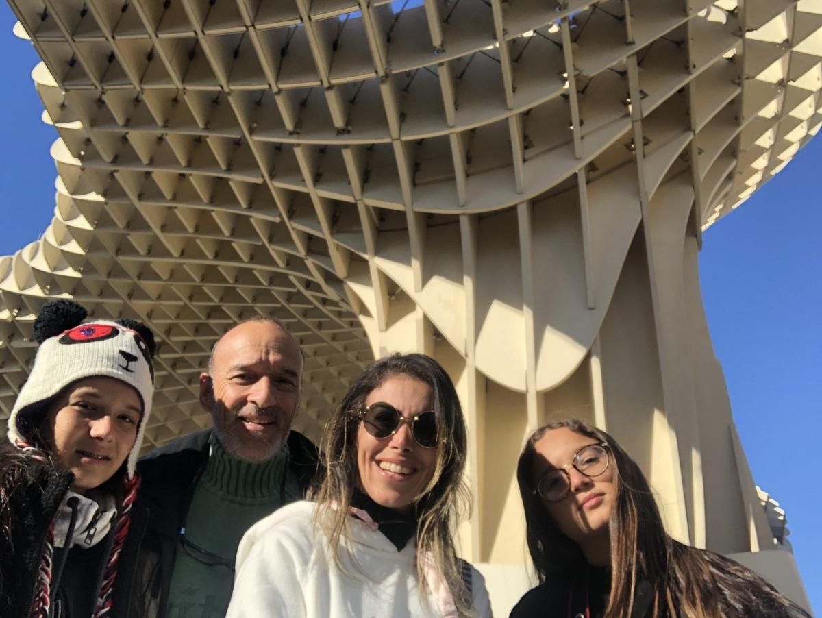 Imagem capa - Sevilla por katia  Garrido