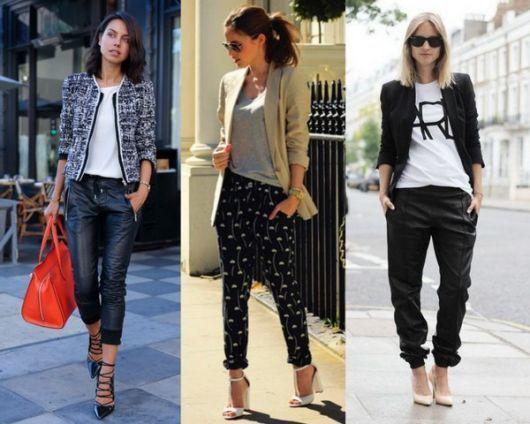 Imagem capa - Como deixar a calça jogger fashionista por katia  Garrido
