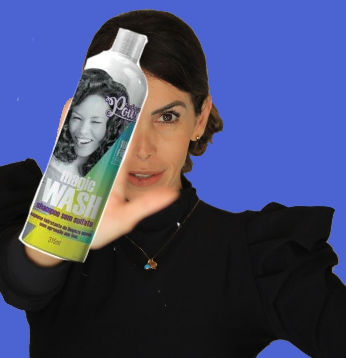 Imagem capa - Shampoo Magic Wash por katia  Garrido