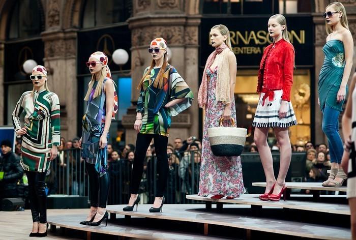 Imagem capa - Semana de moda internacional online por katia  Garrido