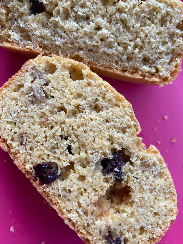 Imagem capa - Pão com farinha de grão de bico por katia  Garrido