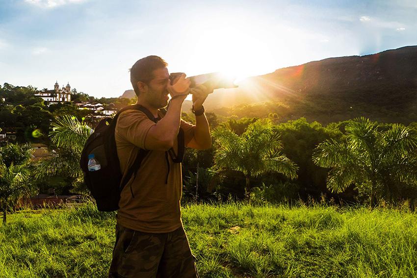 Sobre Dennis Calçada | fotógrafo de natureza, paisagem e brasilidade