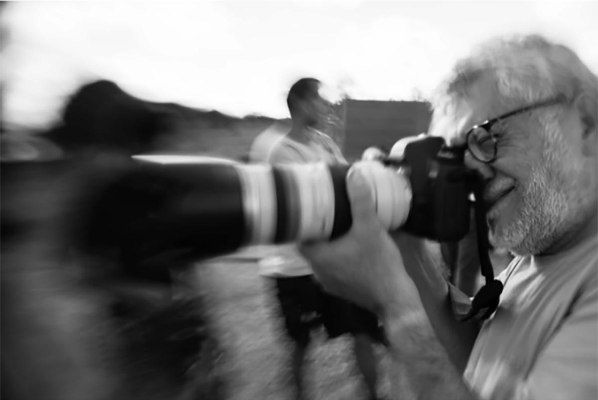 """Imagem capa - """"Fotografar é encher os olhos de sonhos."""" Entrevista com Walter Carvalho por Dennis Calçada"""