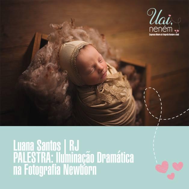 Imagem capa - Uai, Neném: Congresso Mineiro de Fotografia Newborn e Bebê por Luana