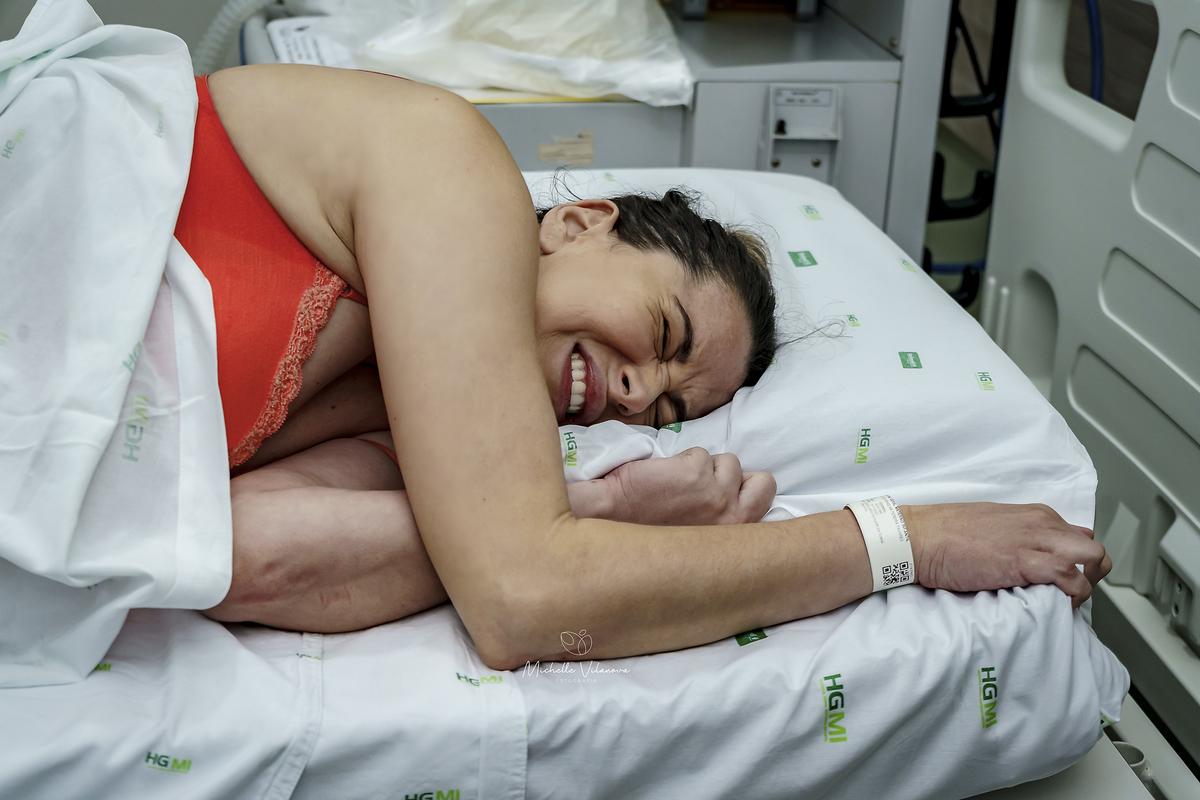 Imagem capa - Emoção e muito amor no Parto Normal: A chegada de Pedro Henrique. por MICHELLE BEZERRA DE MELO VILANOVA