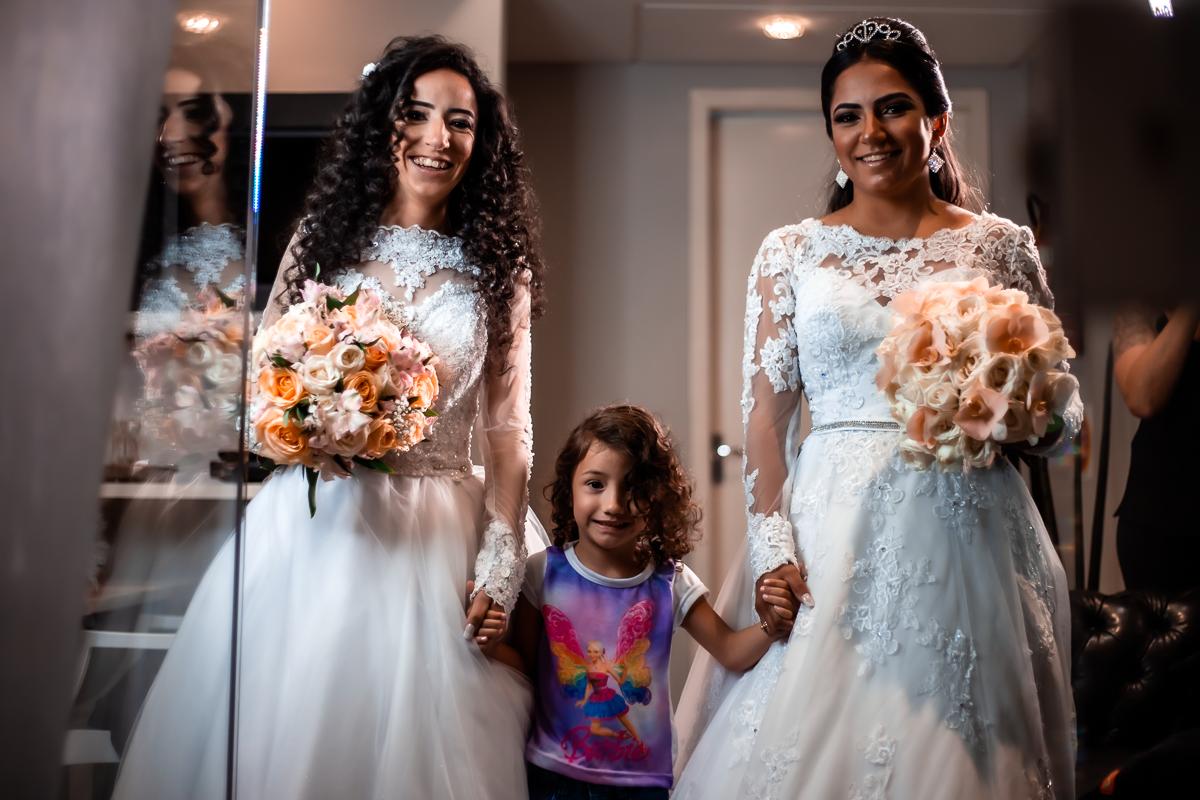 irmãs da noiva
