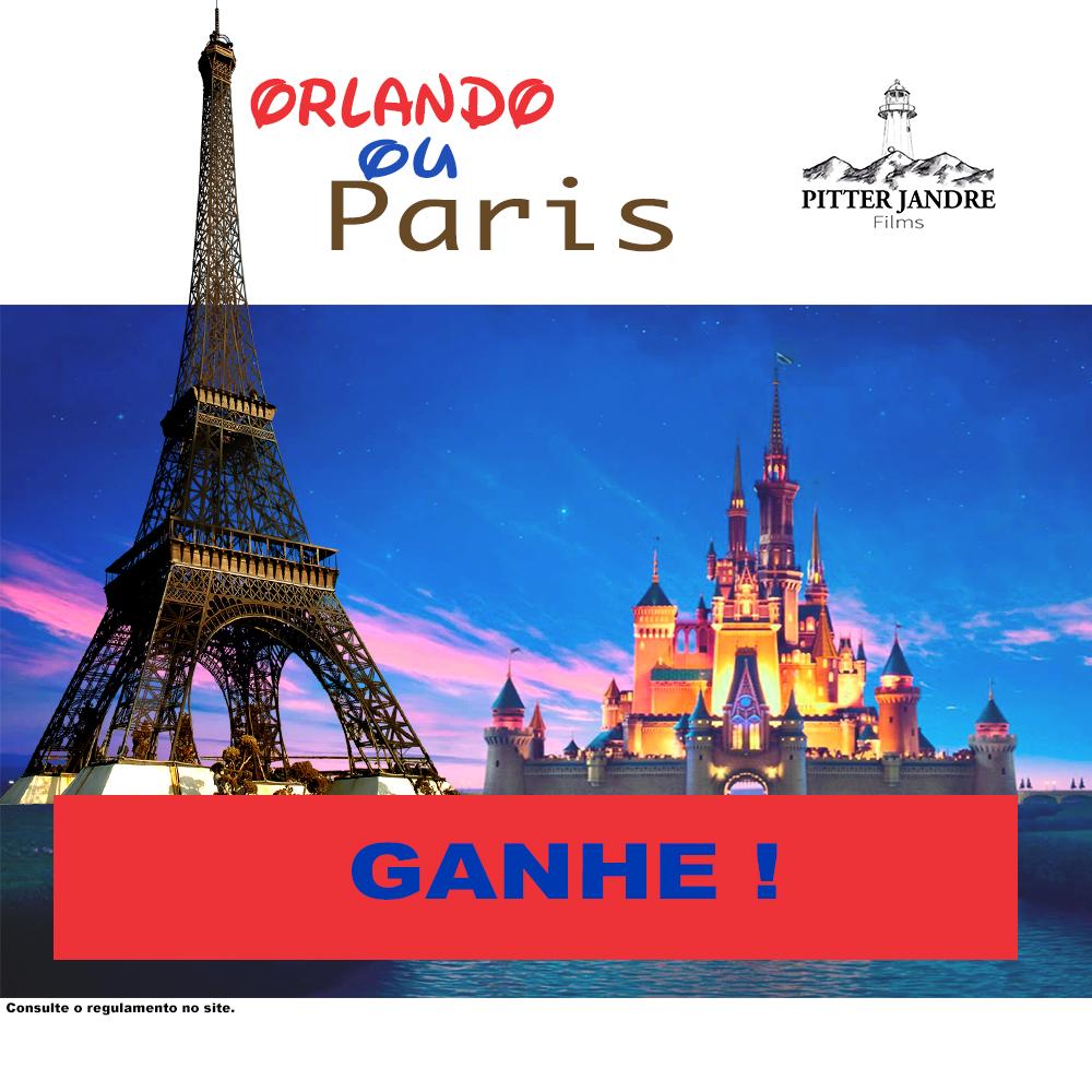 Imagem capa - PROMOÇÃO USA OU PARIS  por Marco Pitter Jandre