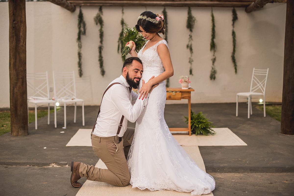 Imagem capa -  Momentos de Arrepiar que Já Vivemos em Casamentos  por Elisangela Tagliamento Barbosa