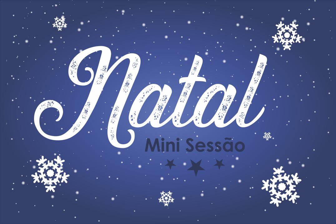 Imagem capa - Mini Ensaio de Natal por Patricia Naiany Trigueiros Leal
