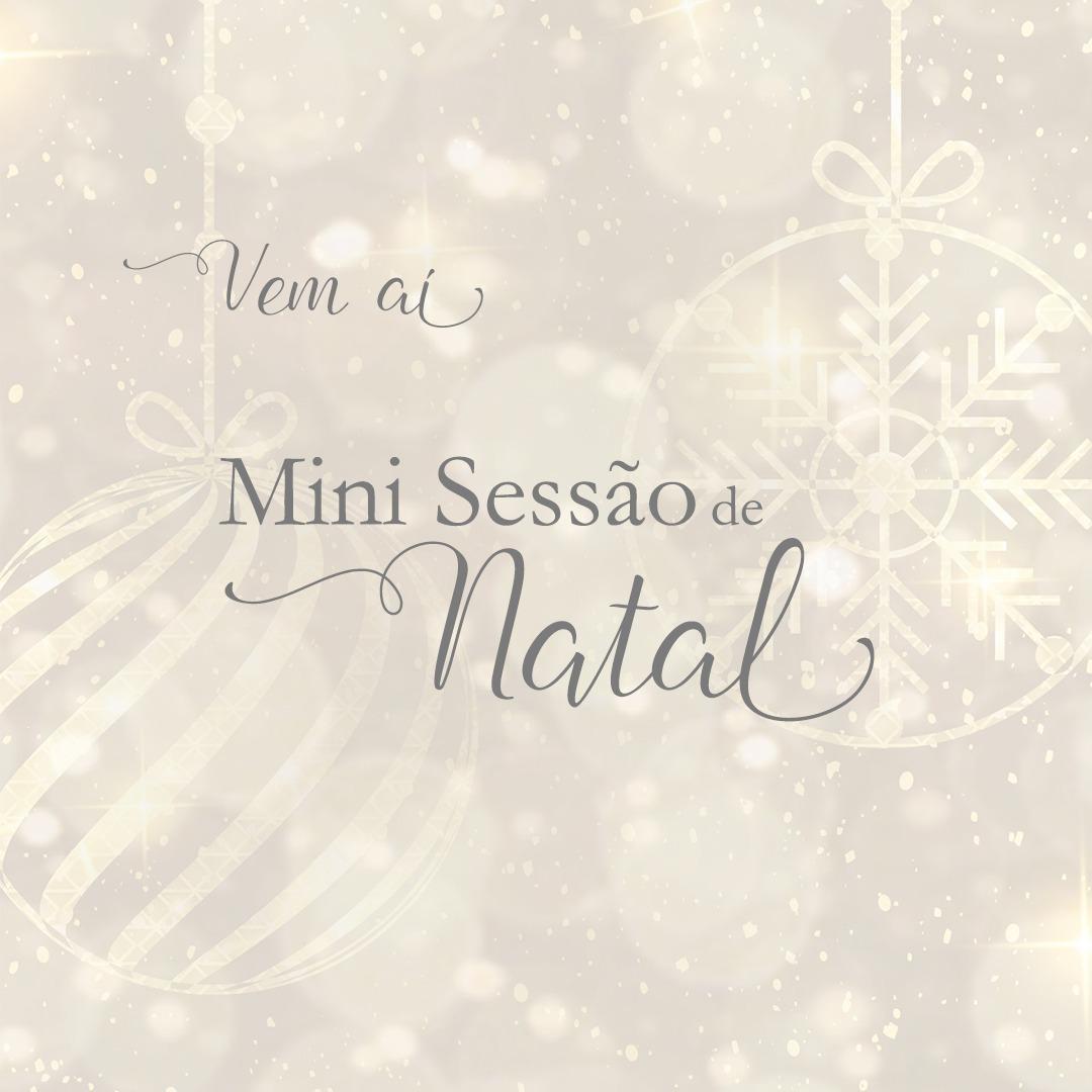 Imagem capa - Sessão Natal 2020 por Patricia Naiany Trigueiros Leal