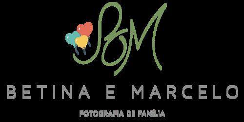 Logotipo de Betina e Marcelo - Fotos