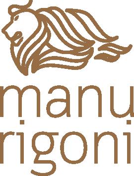 Logotipo de Manu Rigoni