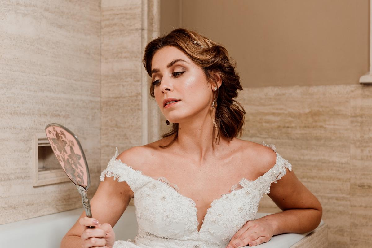 Imagem capa - Trash the Dress! - Ensaio pós casamento por Helen Salles Dressmaker