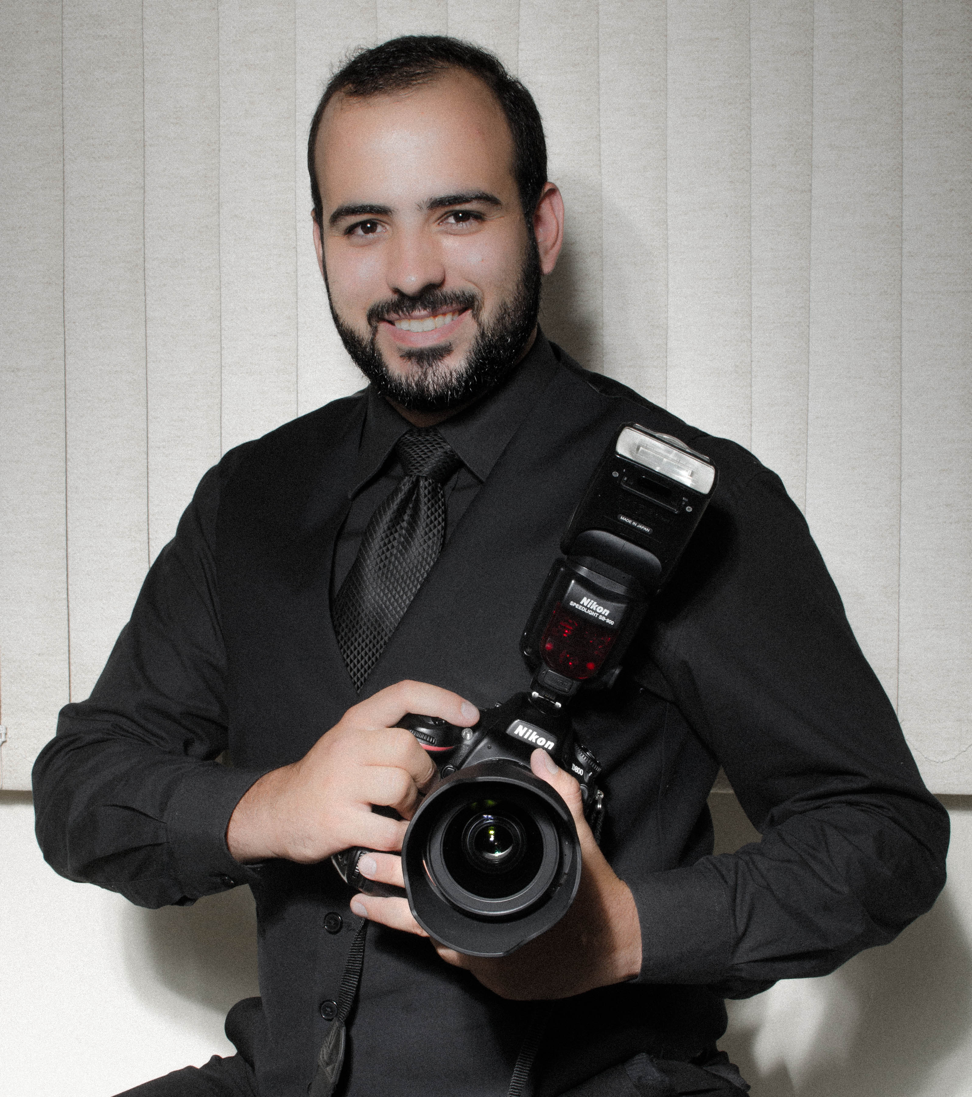 Sobre Fotógrafo de Casamentos e Ensaios