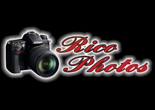 Logotipo de Rico Photos