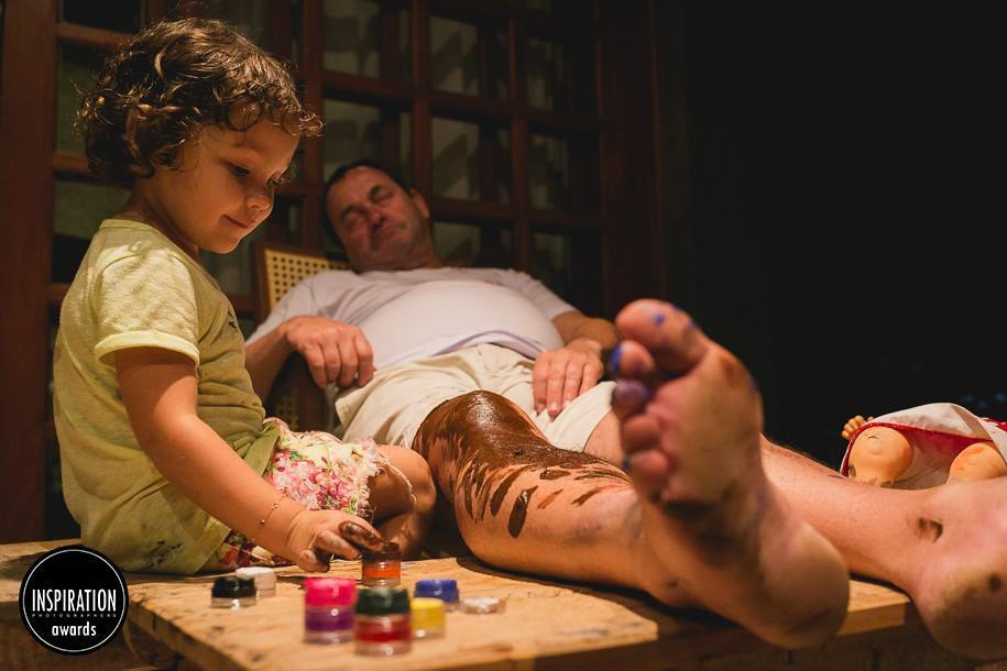 Imagem capa - Tivemos 3 fotos premiadas no 4rd Inspiration Family Awards - Concurso internacional de fotografia de família! por Thiago Cintra Nunes Braga