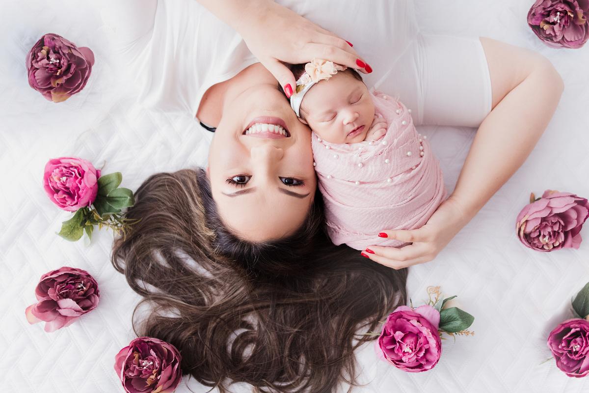 Imagem capa - Zoe - Ensaio Newborn em Família  por Rebouças Fotografia