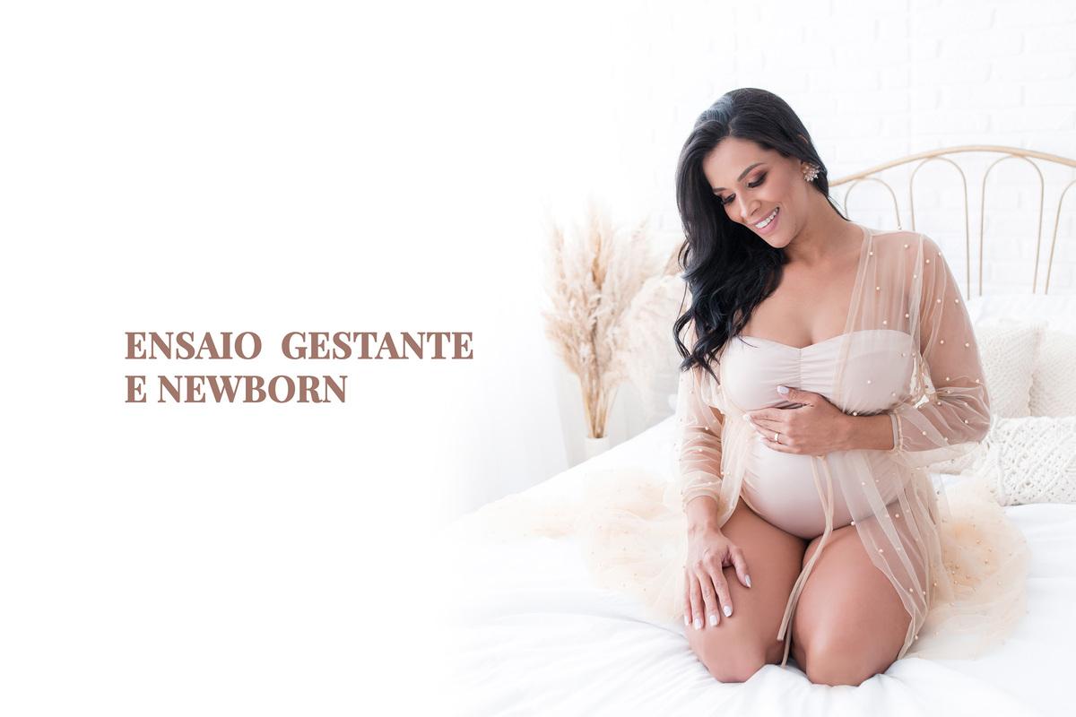Imagem capa - Informações sobre os ensaios | Gestante e Newborn  por Rebouças Fotografia