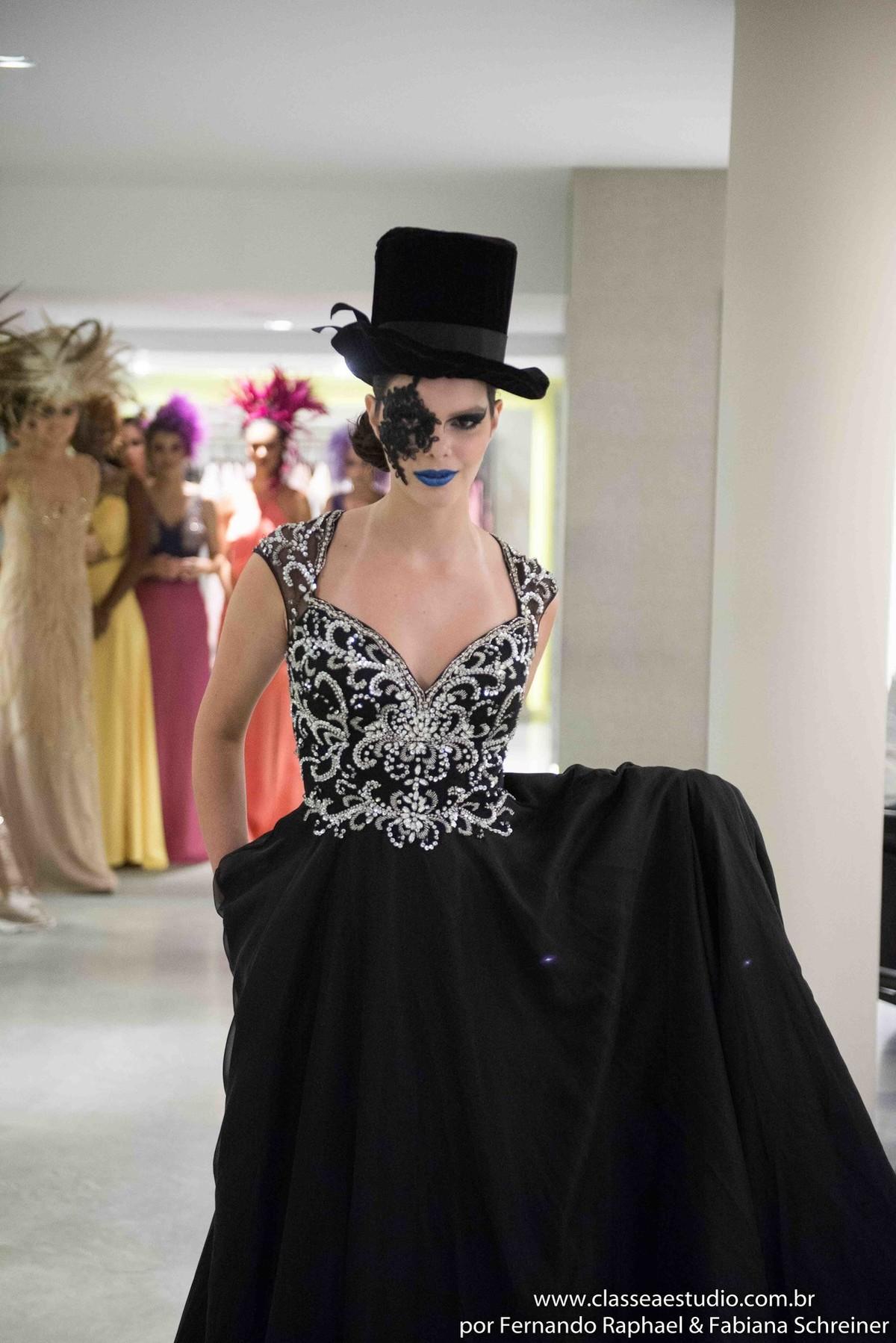 2b01b7b4155e2 Eventos - Desfile de moda na A Maison e lançamento do blog Werner ...