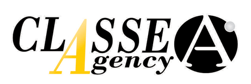 Logotipo de Classe A Agency