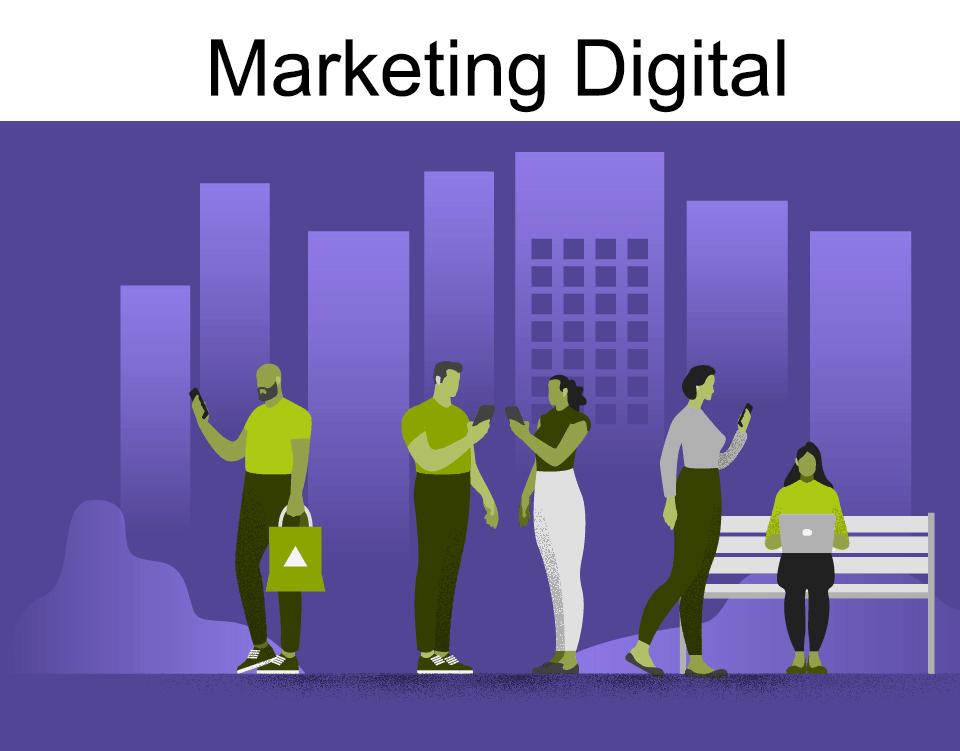 Imagem capa - O que é Marketing Digital? Tudo sobre o conceito, como fazer e começar sua estratégia de Marketing Online. por Classe A Agency