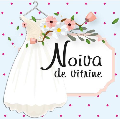 Logotipo de Noiva de Vitrine