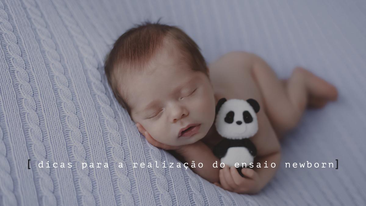 Imagem capa - Dicas para os papais de como é realizado ensaio newborn por Bia Ferreira Fotografia
