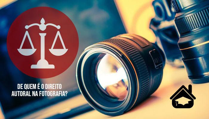 Imagem capa - De quem é o direito autoral de uma foto?  por RAFAELA CRISTIANE GOMES FERREIRA ME