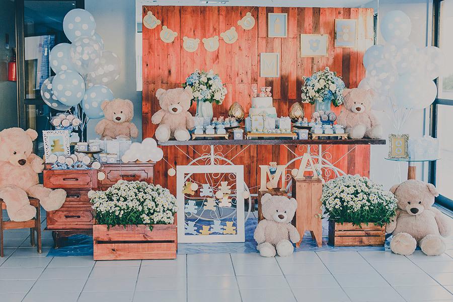 decoração do chá de bebê do murilo em maceió al