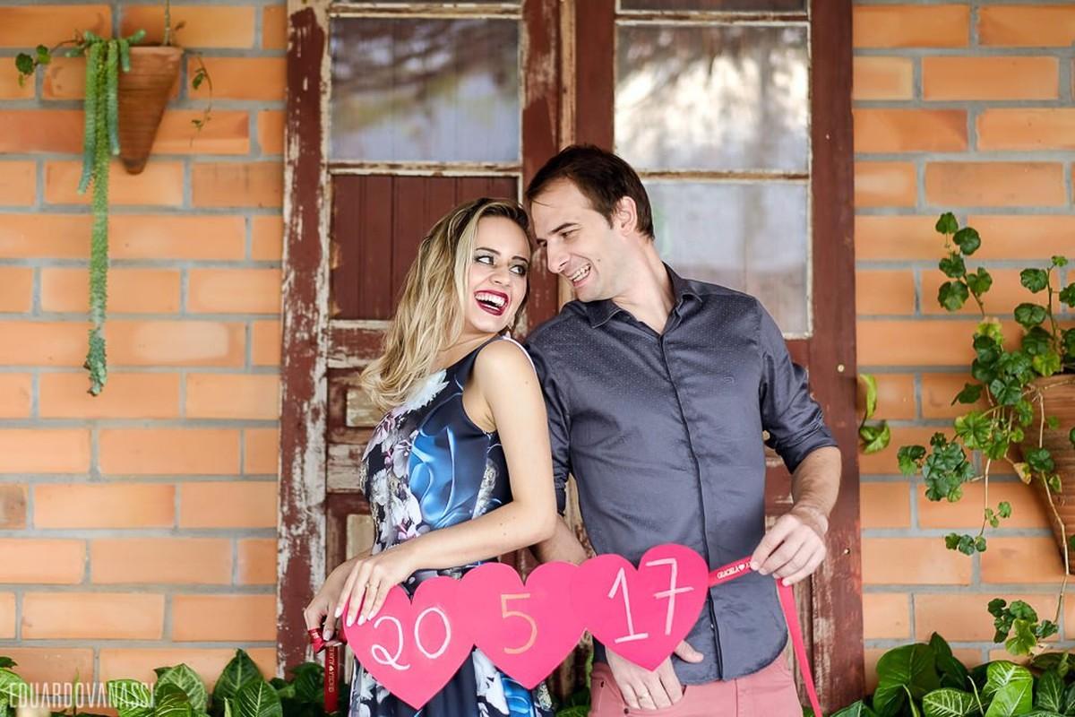 Ensaio Graciela e Alan Keler