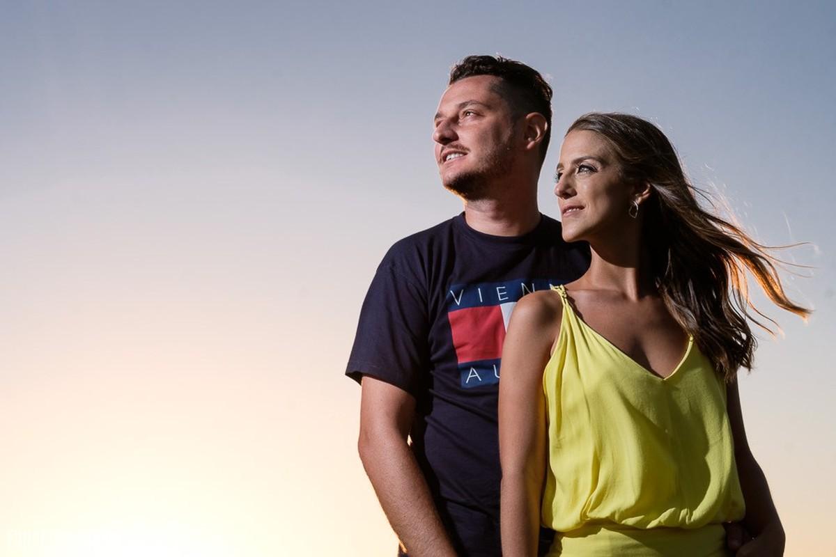 Ensaio Karina e Maicon