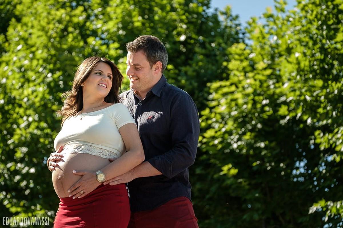 Gestação Patrícia e Juliano