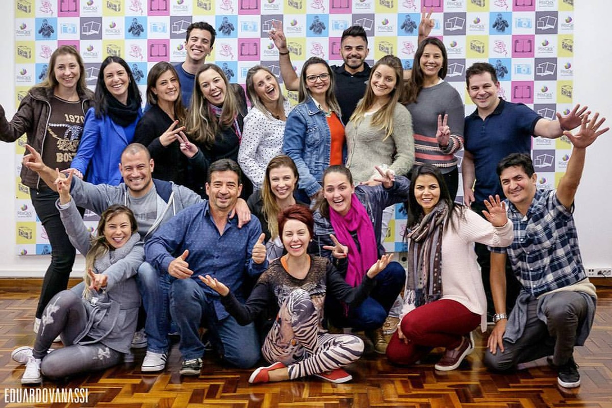 Workshop para iniciantes em Farroupilha – RS