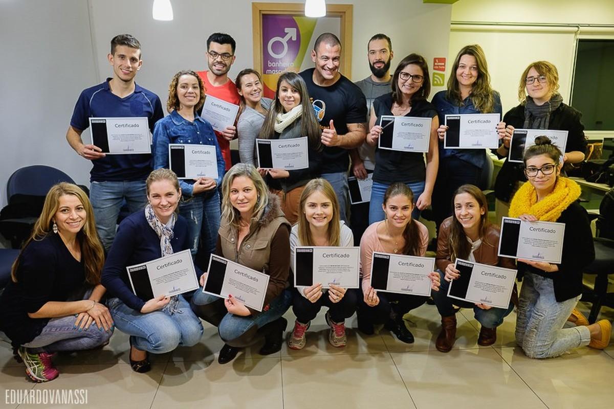 Workshop para iniciantes em Caxias do Sul (02-07-16)