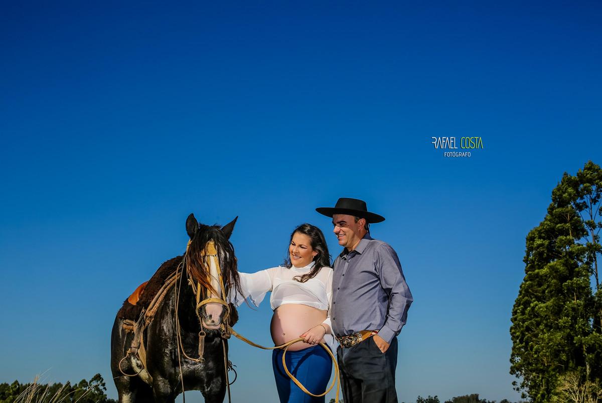 Foto de Patrícia+Daian= Felipe
