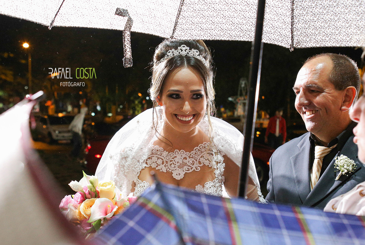 Foto de Fernanda e Douglas