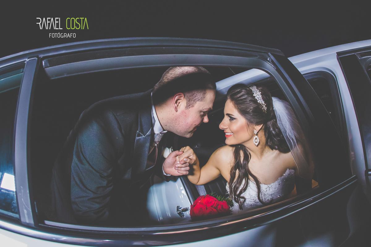 Foto de Aline e Marcos