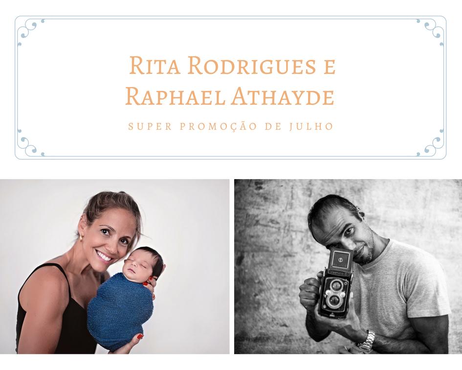 Imagem capa - Pacote Promocional de Julho: Gestante + Newborn por Raphael Athayde e Rita Rodrigues por Rita Rodrigues Fotografia