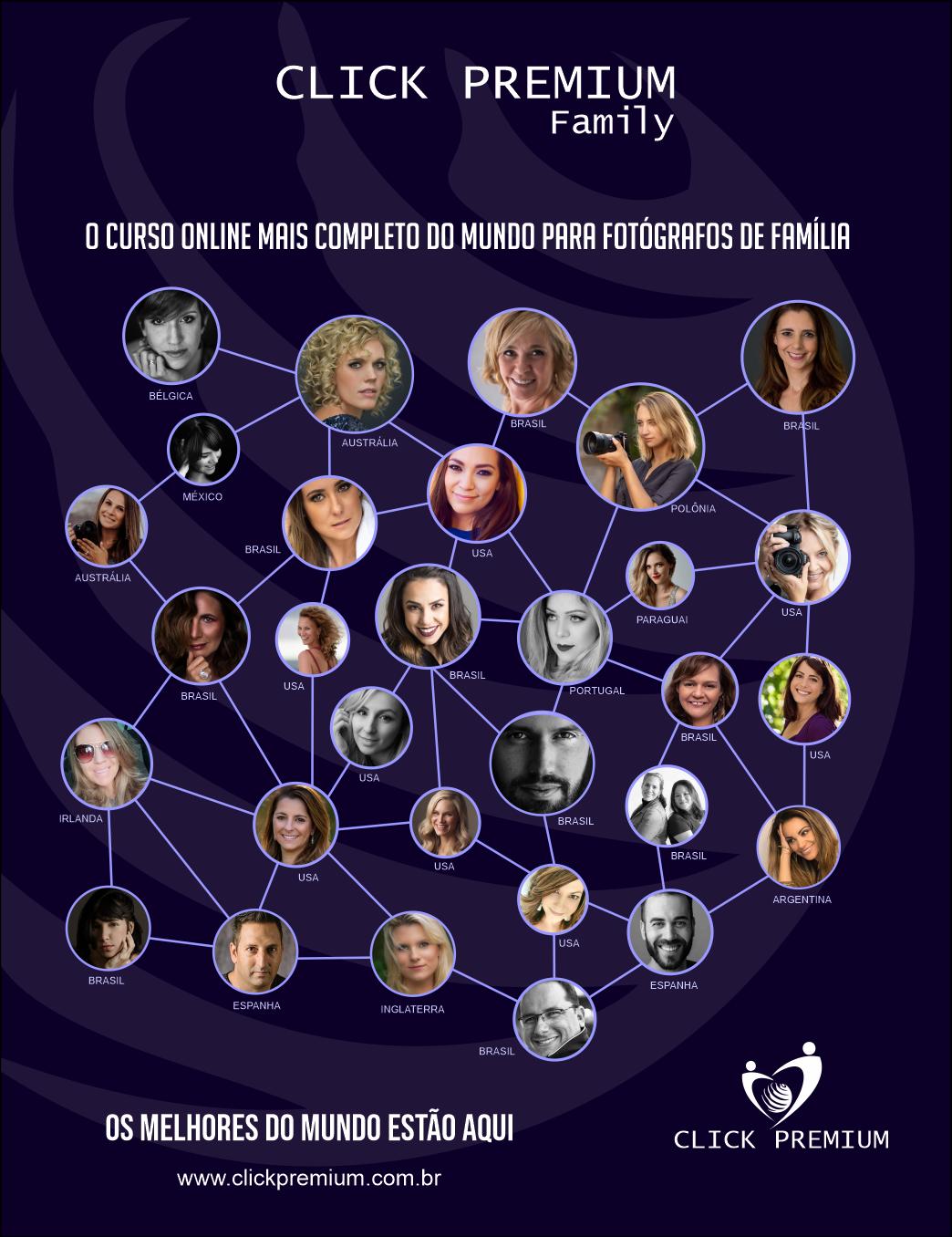 Imagem capa - Formação Online - Click Premium por ANDREIA  GARCIA