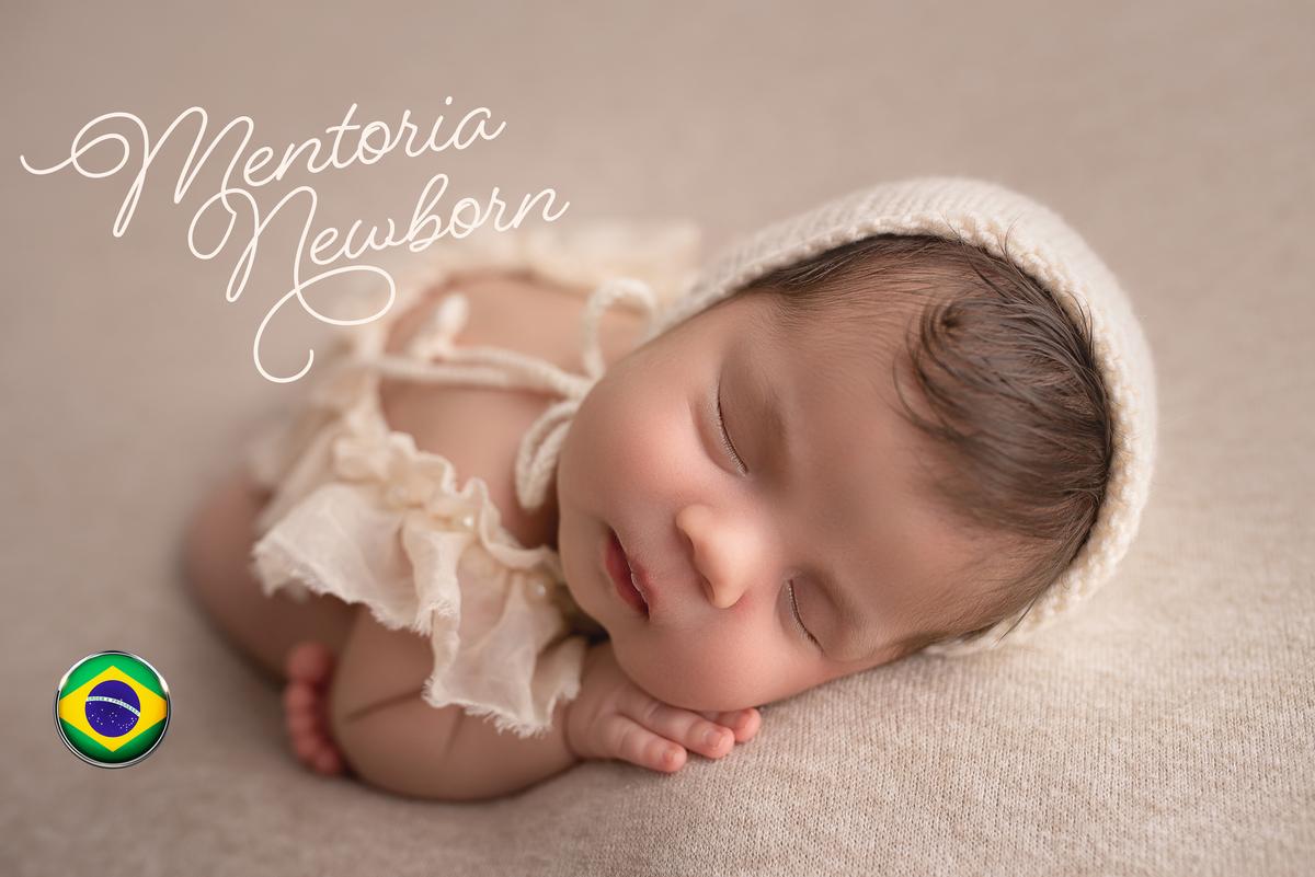 Imagem capa - Mentoria Newborn - Brasil por ANDREIA  GARCIA