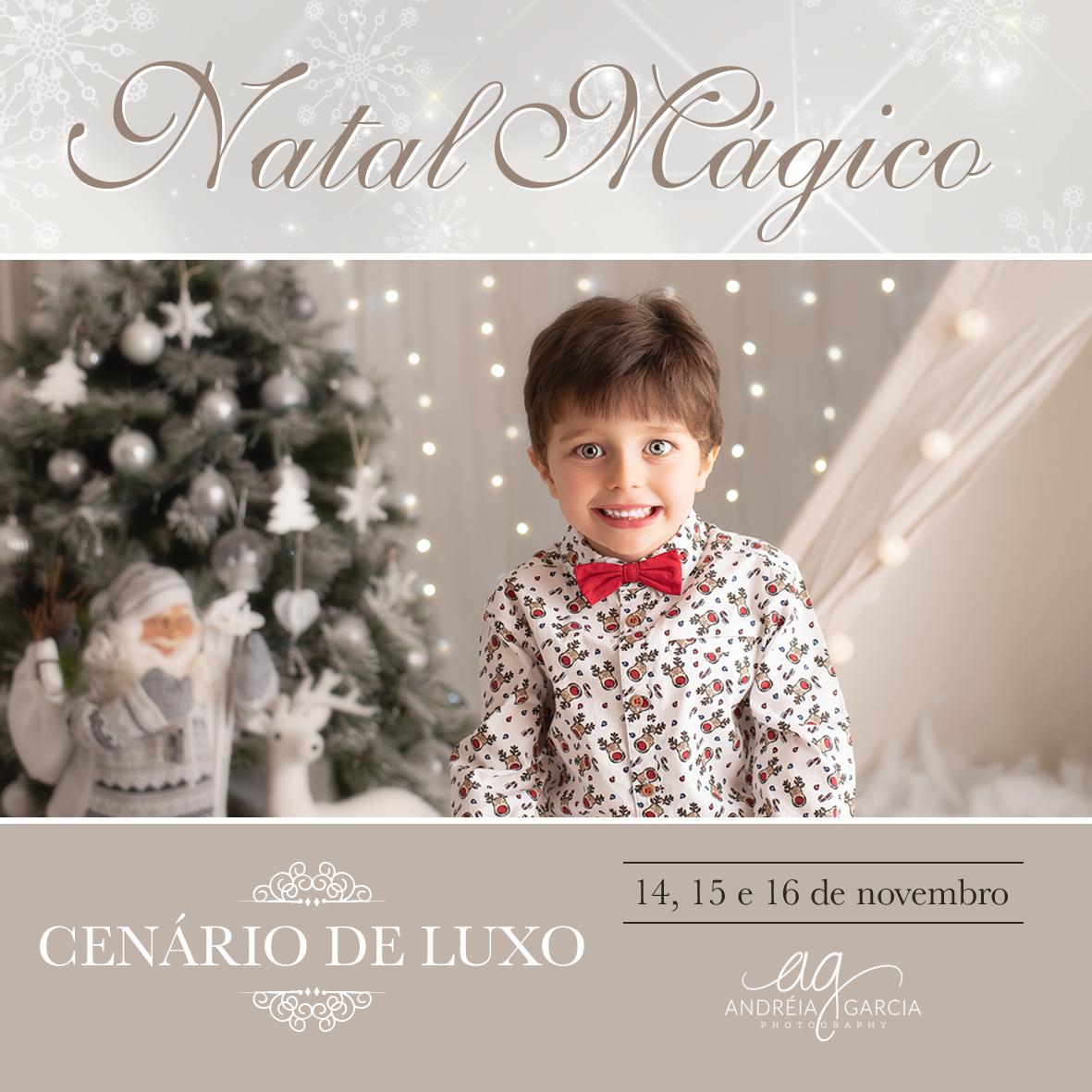 Imagem capa - Natal Mágico 2019 ⭐️ por ANDREIA  GARCIA