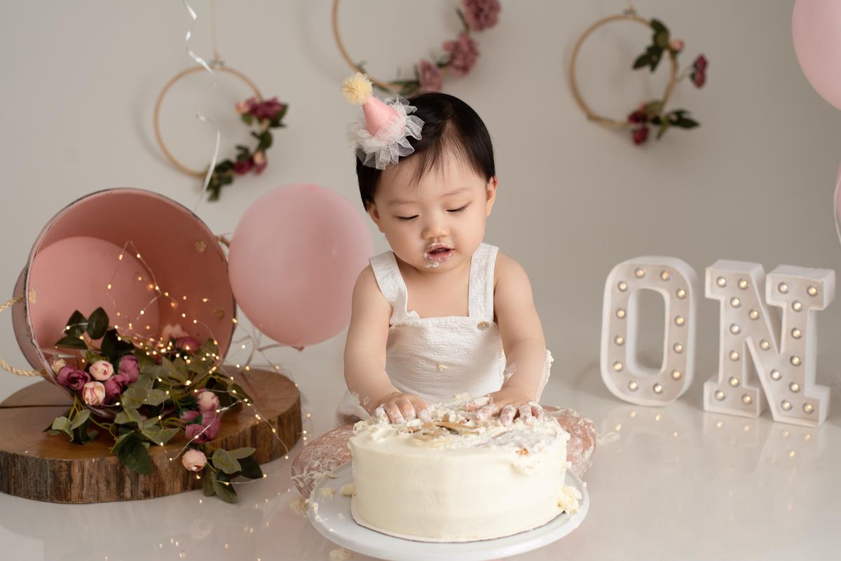 Imagem capa - Smash The Cake por ANDREIA  GARCIA