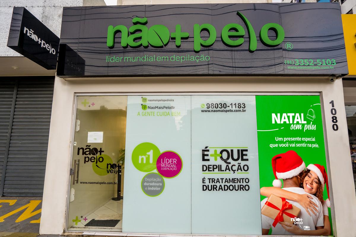 Imagem capa -  NÃO + PELO PEDREIRA Belém - PA por Gui Sampaio