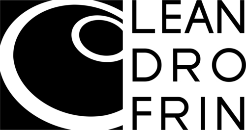 Logotipo de Leandro Frin