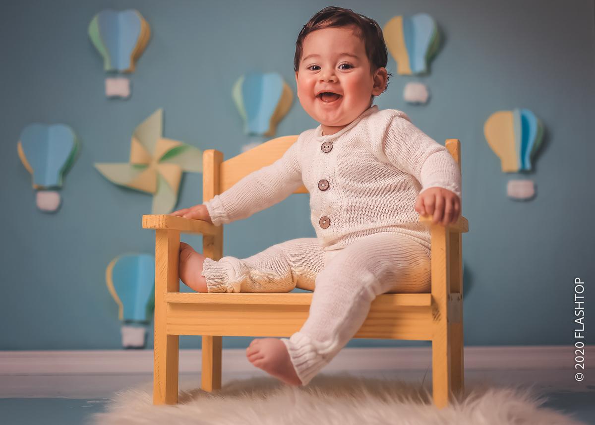 Imagem capa - O crescimento dos bebês e a importância de continuar os cuidados nos ensaios de acompanhamento por FLASHTOP