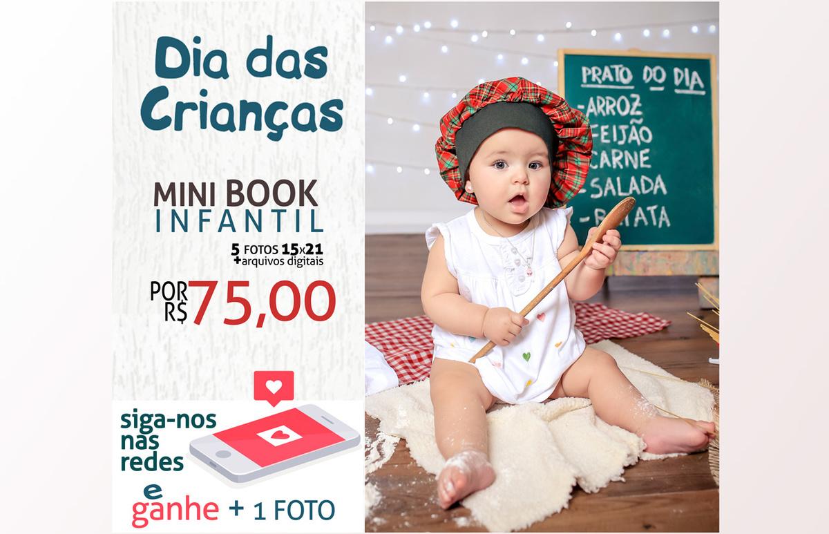 Imagem capa - ESPECIAL dia das Crianças por FLASHTOP