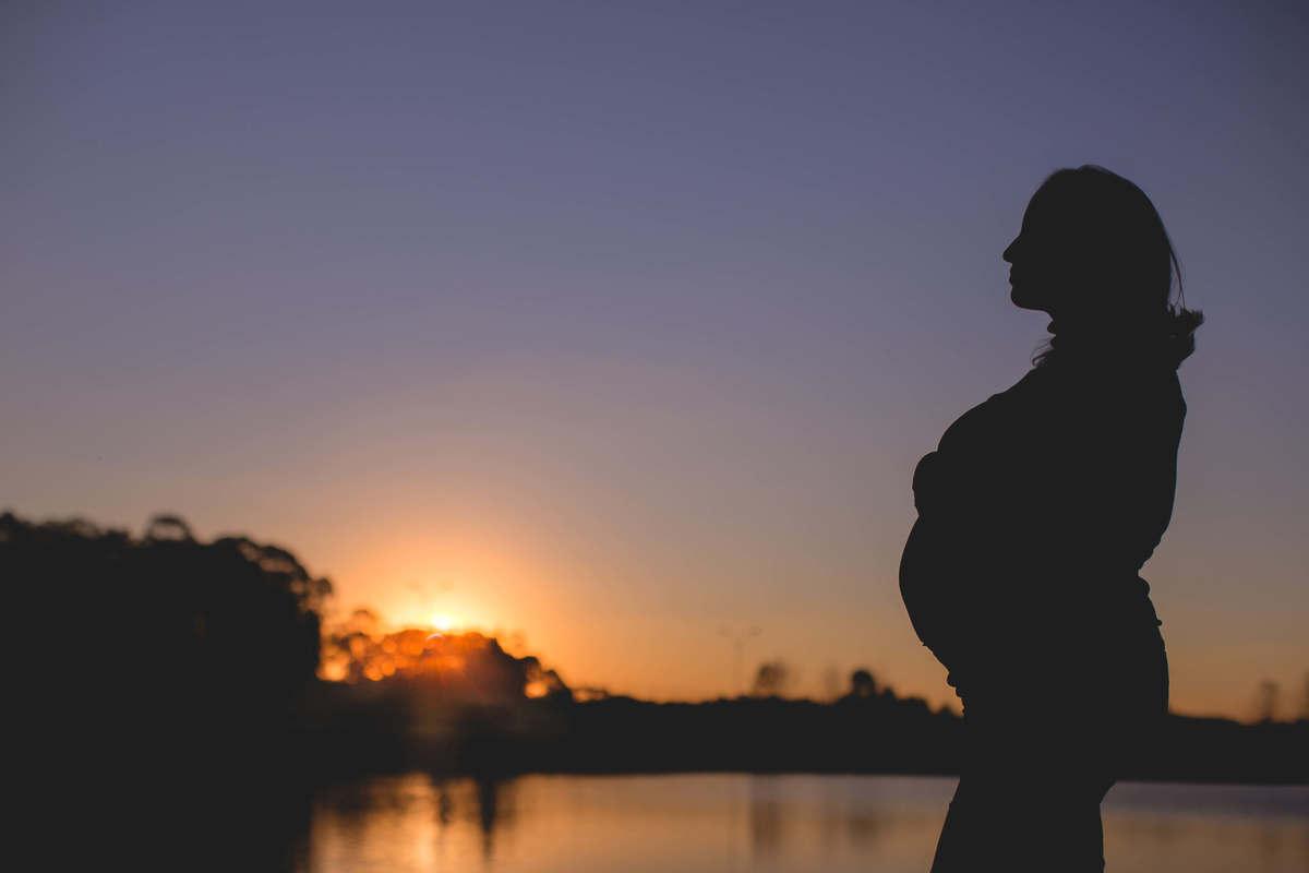 Imagem capa -  O Segredo da Contemplação Durante a Gestação por Gustavo Sousa Fotografia