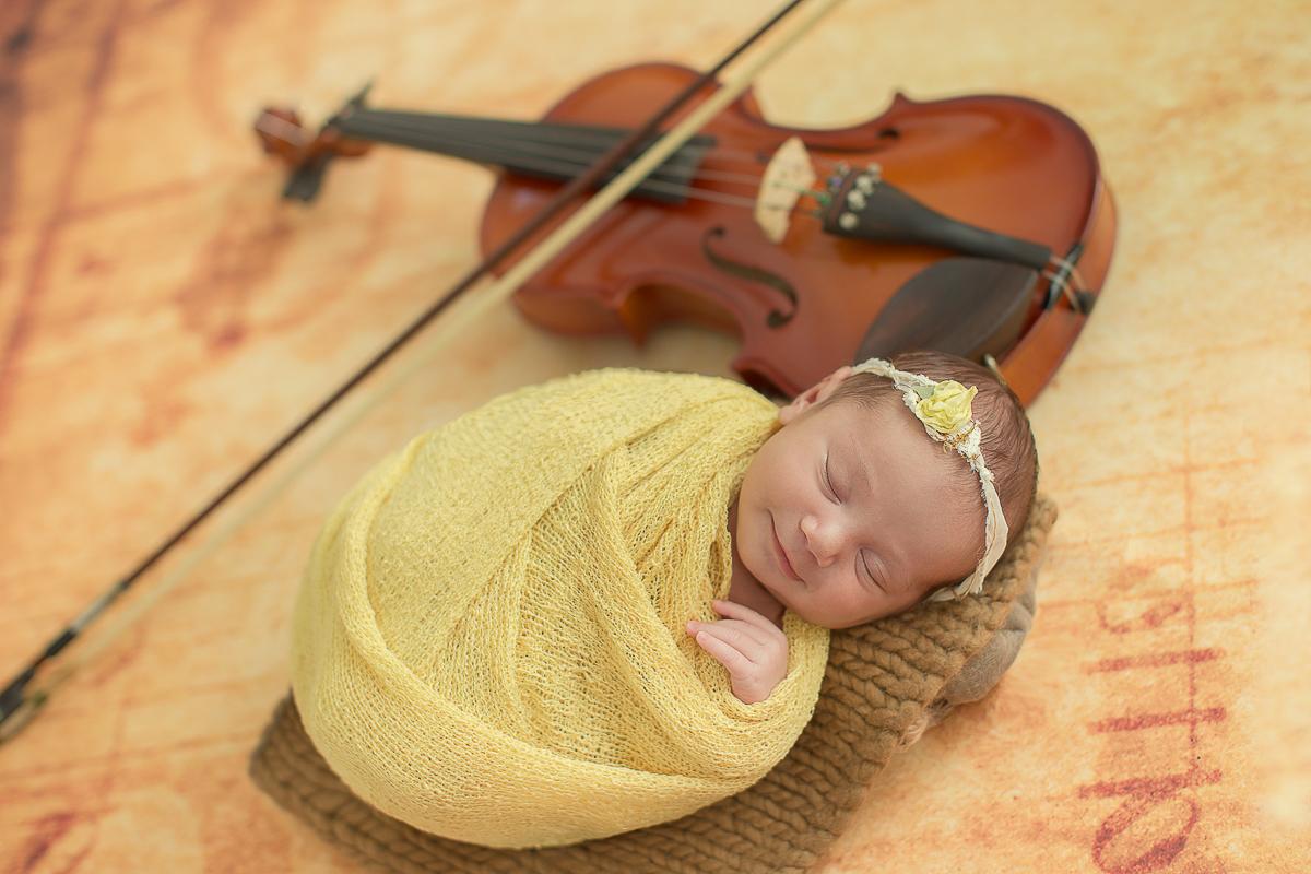 Imagem capa - Como a Música Contribui para o Desenvolvimento do Bebê por Gustavo Sousa Fotografia