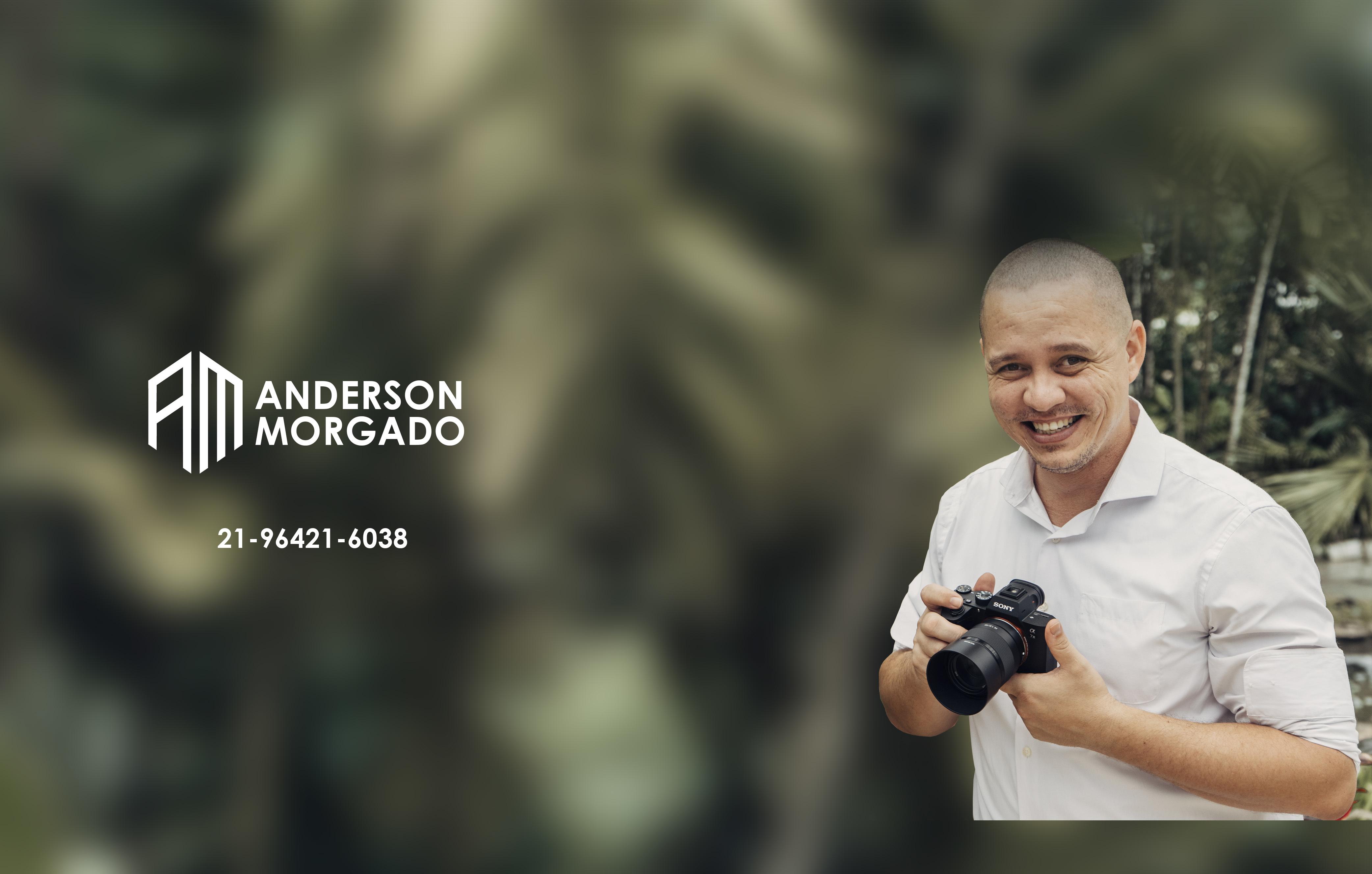 Sobre Anderson Morgado - Fotografia & Filme